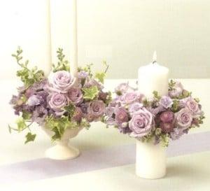 wedding unity candle