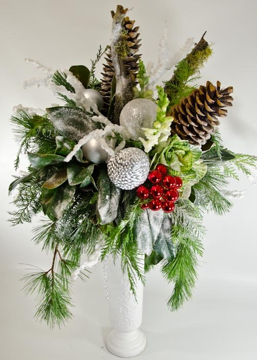 Christmas Floral Centerpieces Tips For Creating Beautiful Holiday Arrangements Wf S