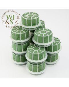 Standard Aquafoam Floral Foam Round Cage - Bag